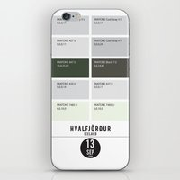 PANTONE Glossary - Icela… iPhone & iPod Skin