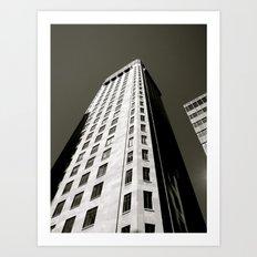Foshay Tower Art Print