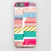 iPhone & iPod Case featuring Washi by mrs eliot books