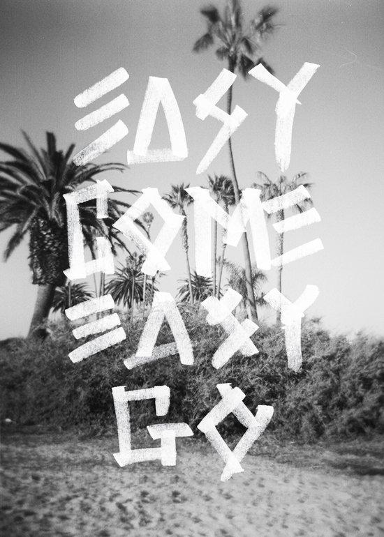 EASY GO Canvas Print