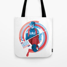 The Winter Soldier Tote Bag
