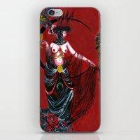 Apocalypse Babalon iPhone & iPod Skin