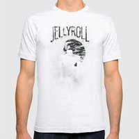 Jellyroll #12: Howlin' Mens Fitted Tee Ash Grey SMALL