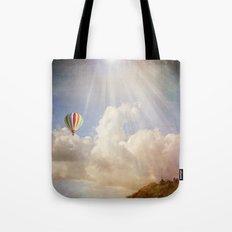 Dreams of Light Tote Bag