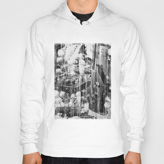 Surreal life, the lyrical road of a borderline mind.  Hoody