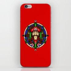 Mario's Melancholy iPhone & iPod Skin