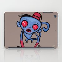Zombie Monkey iPad Case