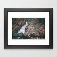 Mini - Trampled  Framed Art Print