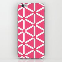 Wildeman Pink iPhone & iPod Skin