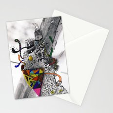 Psychoactive Bear 7 Stationery Cards