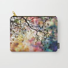 the Tree of Many Colors Carry-All Pouch