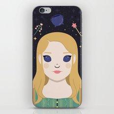 Tara iPhone & iPod Skin