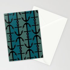 Ocean Anchors Stationery Cards