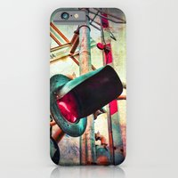 iPhone & iPod Case featuring Crossings 2.0 by Elina Cate