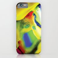 iPhone & iPod Case featuring Manifestation in Yellow by rvz_photography