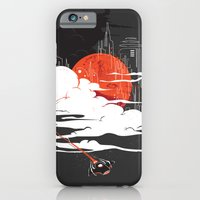 iPhone & iPod Case featuring Uncharted Voyage by Marco Angeles