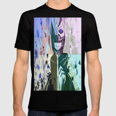 Ghoul Mens Fitted Tee Black SMALL