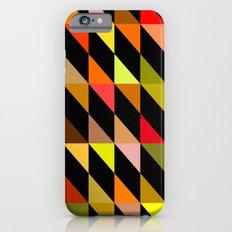 Autumn Triangles iPhone 6 Slim Case
