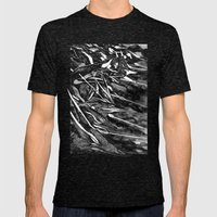 Hunters #1 Mens Fitted Tee Tri-Black SMALL