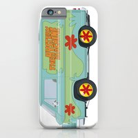 Mystery Machine - Scooby… iPhone 6 Slim Case