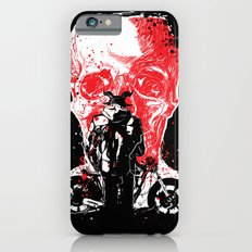 rebel from hell #1 iPhone 6s Slim Case