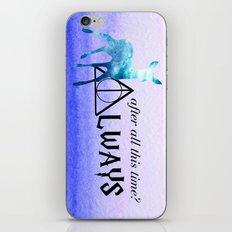 Always Deer iPhone & iPod Skin