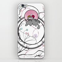 together through it all! iPhone & iPod Skin