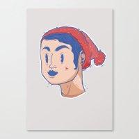 Keep it trendy Canvas Print