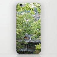 Temple Gilsang iPhone & iPod Skin