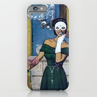 iPhone & iPod Case featuring I hope he notices me by nicholas colen