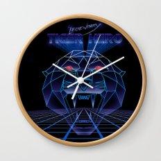 Tigertron  Wall Clock