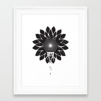 Tragedy Framed Art Print