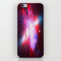 Space. In Color. iPhone & iPod Skin