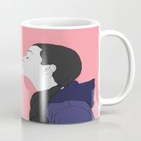 Girly Kiss Mug