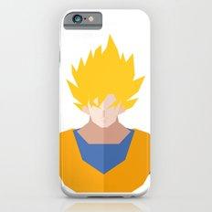 Goku SSJ Slim Case iPhone 6s