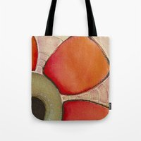 Tapas Abstract 2 Tote Bag