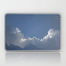 Layered Clouds Laptop & iPad Skin
