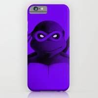 iPhone & iPod Case featuring Donatello Forever by Ian Wilding