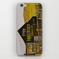 Mail Pouch Barn WV iPhone & iPod Skin