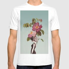 Stranger In Paradise Mens Fitted Tee White SMALL