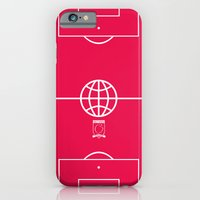 iPhone & iPod Case featuring Universal Platform (Outlined) by Betirri
