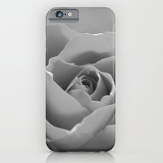 Roses (Black and White) #2 iPhone 6s Slim Case