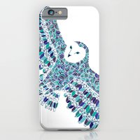 iPhone & iPod Case featuring Barn Owl Beaut by Flo Thomas