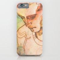 iPhone & iPod Case featuring Lockwood by C86   Matt Lyon