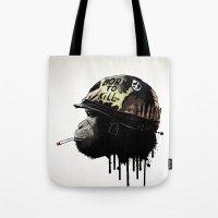 Born To Kill Tote Bag