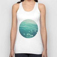 Sparkling Waters Unisex Tank Top