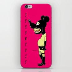 Sadomouse iPhone & iPod Skin