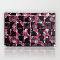 Scribble (pink) Laptop & iPad Skin