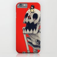 iPhone & iPod Case featuring Tear Thief by Chawakarn Khongprasert