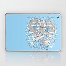 Internal Rhythm Laptop & iPad Skin
